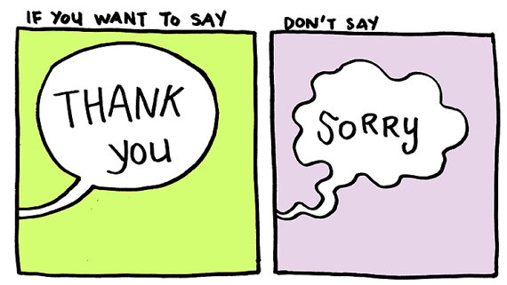 The Benefits of Saying Thank You